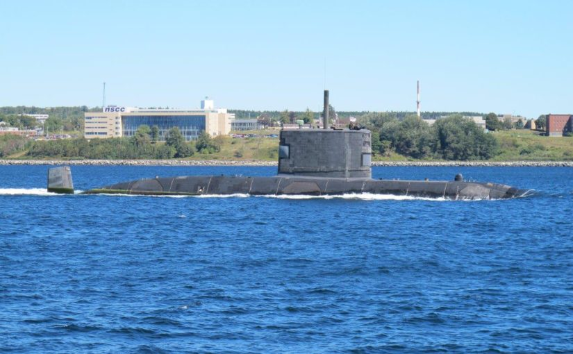 The Canadian Navy's Submarines – Great Value