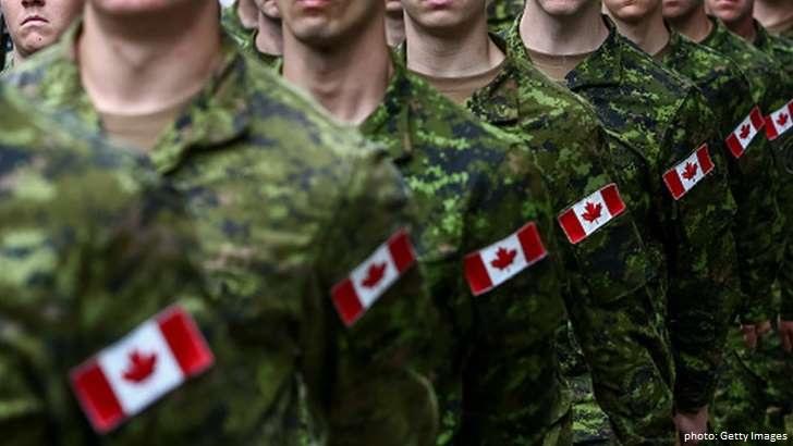 Canada and Allies versus Aggressive Regimes