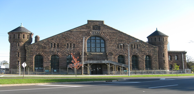 Rehabilitation of the Halifax Armouries