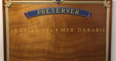 Naming and Renaming Canadian Warships