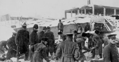 City's Saviours: The Military Response to the Halifax Explosion