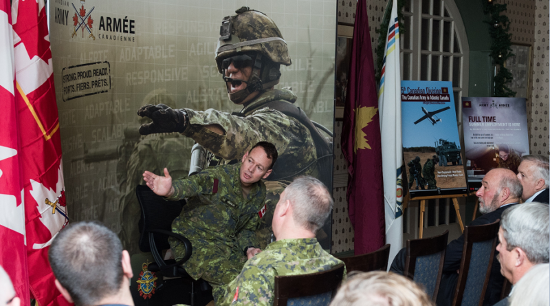 5th Canadian Division looks to capitalize on new training, equipment and benefits