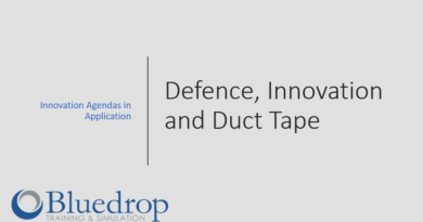 Defence, Innovation and Duct Tape
