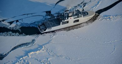 Canadian Ocean Science and the Role of AOPS