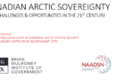 Arctic Sovereignty: New Challenges and Opportunities