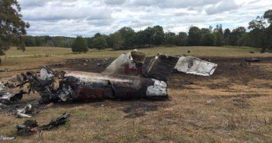 Investigating military aircraft crashes