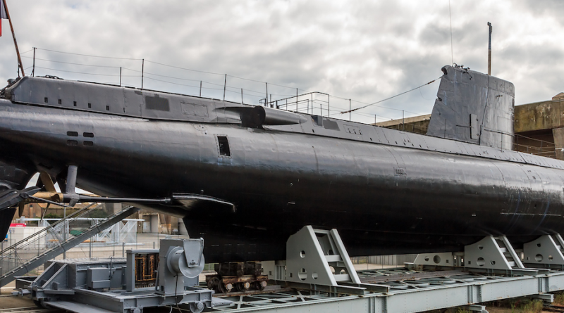 The History of Submarines and U-Boats