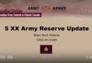 5 XX Army Reserve Update