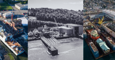 Marine Industry Supply Chains of Canadian Shipyards in the Era of the National Shipbuilding Strategy