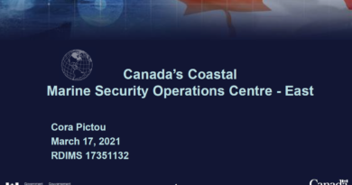 Marine Security Operations Centre – East
