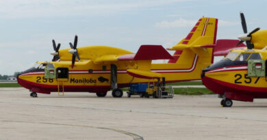 The RCAF and Canada Need a Bomber Squadron – A Large Water Bomber Squadron